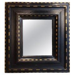 Important 17th Century Italian Mirror