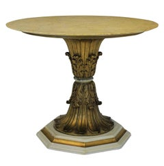 Italian Giltwood Centre Table