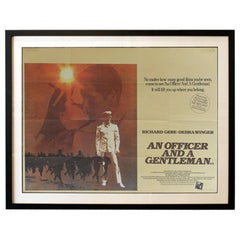 An Officer And A Gentleman, '1982' Poster
