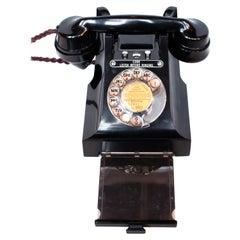 Original 1951 GPO Model 332 Telephone with Original Button Features
