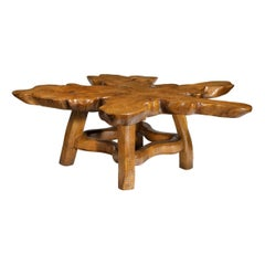 Unusual and Attractive Centre Table by Maxie Lane