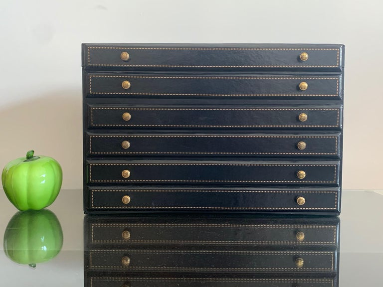 Modern Unusual Miniature Chest or Jewelry Box For Sale