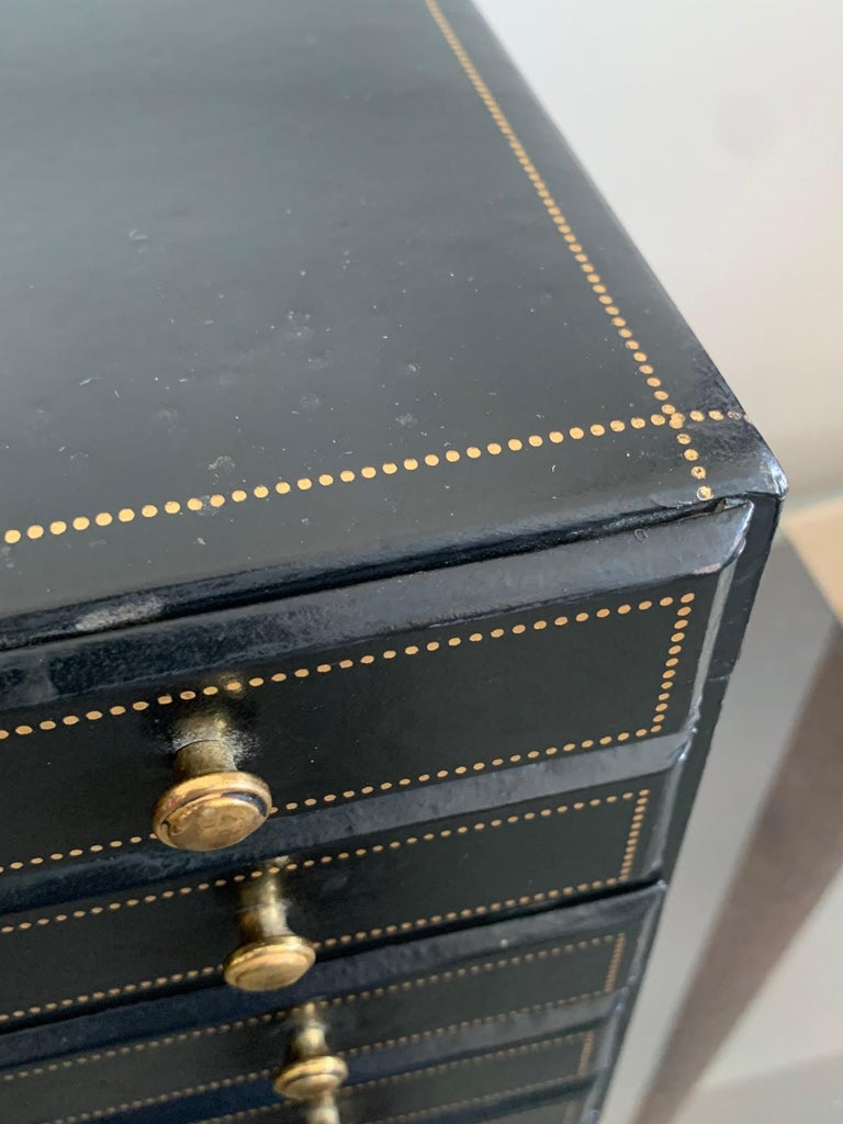 Unusual Miniature Chest or Jewelry Box For Sale 2
