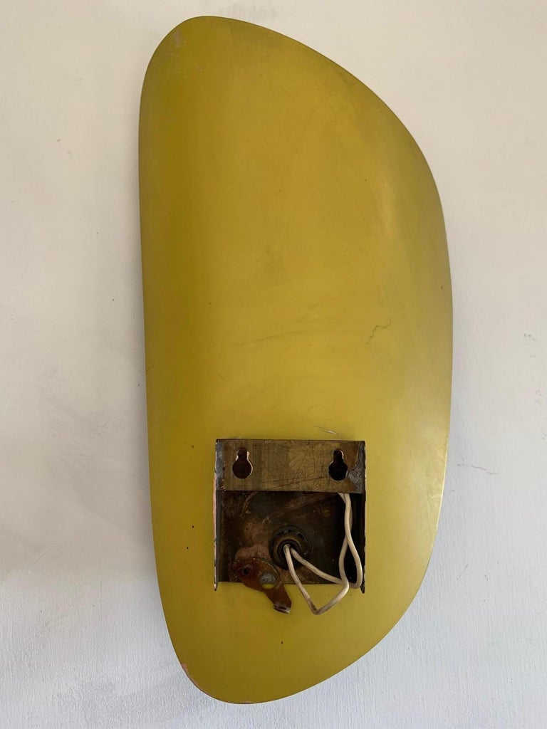 Unusual Sconce, Germany, 1950s For Sale 2