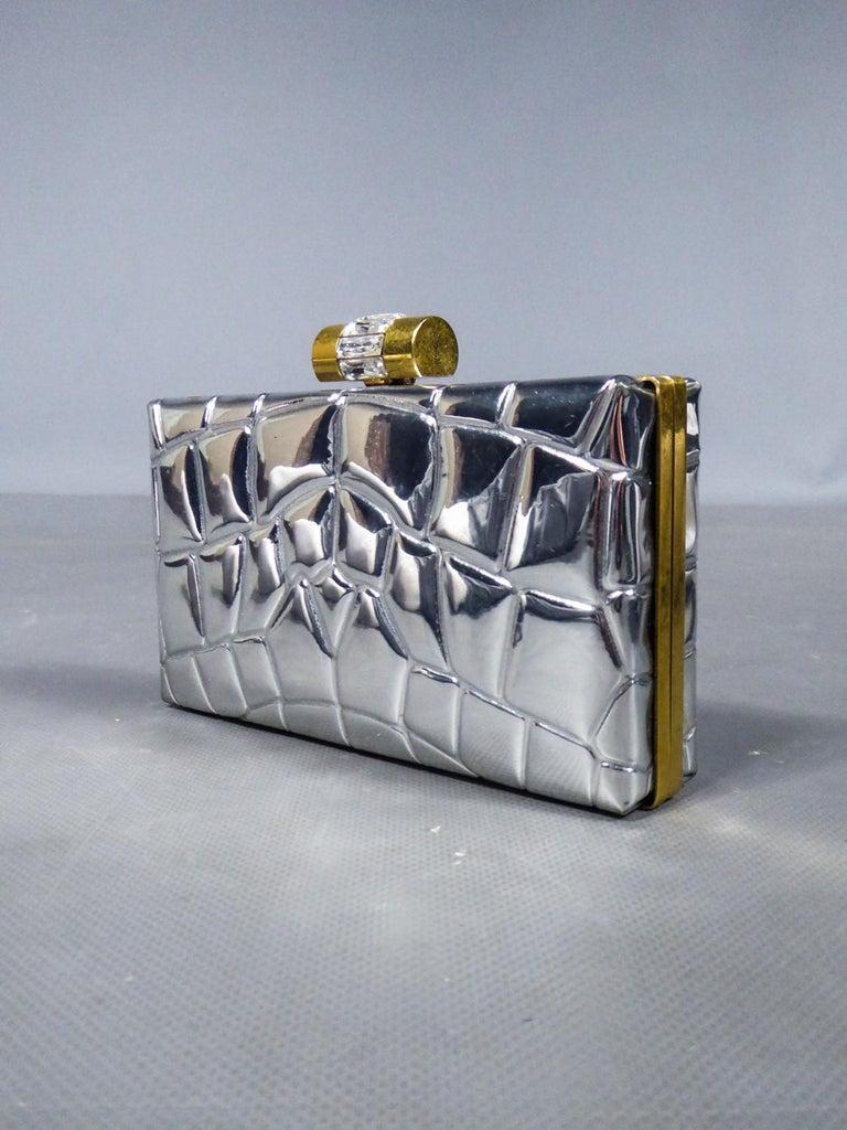 An Yves Saint Laurent Evening Small Purse Circa 1980/1990 For Sale 1