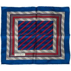 An Yves Saint Laurent Vintage Silk Foulard circa 1980