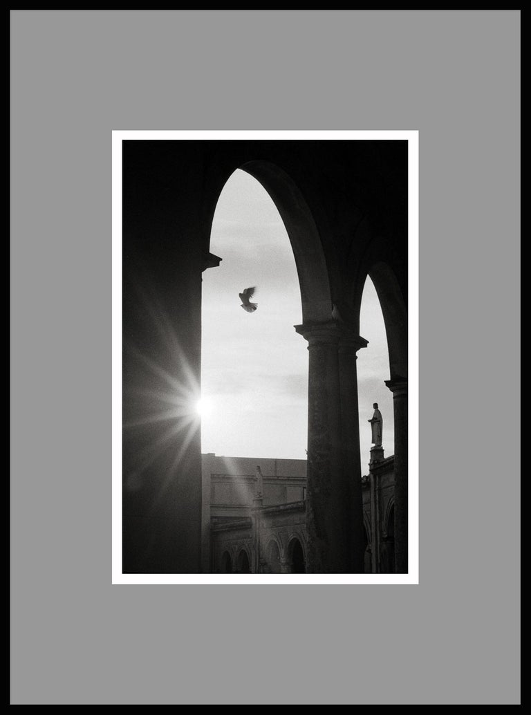 Alleluia, Sanctuary of Fátima, Portugal 2001 /Gelatin Silver Print/ Signed - Photograph by Ana Maria Cortesão
