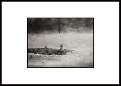 Storm, Portugal 1999 /Gelatin Silver Print/ Signed