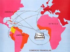 Colombia Comercio Triangular