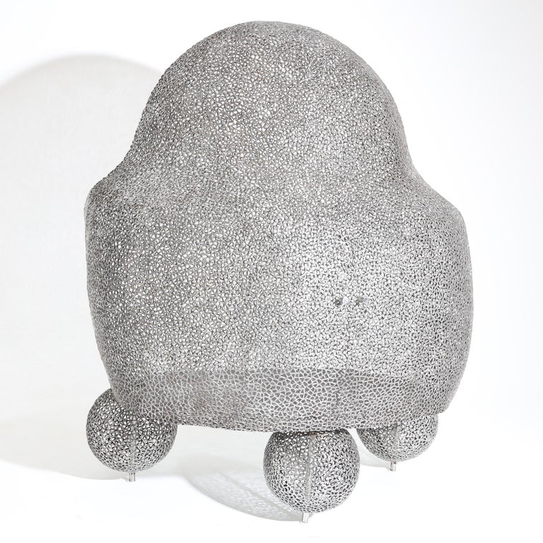 Post-Modern Anacleto Spazzapan, Design Object, Italy, 21st Century For Sale