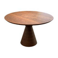 Anambé Brazilian Unique Rare Wood Dining Table