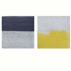 Sea of Calm (Diptych)