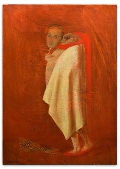 Dorian G. - Original Oil on Canvas by Anastasia Kurakina - 2012