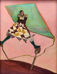 Unexpected News - Original Oil on Canvas by Anastasia Kurakina - 2014