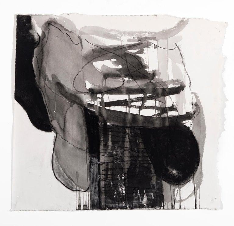 Anastasia Pelias Abstract Painting - Untitled (Georgia III)
