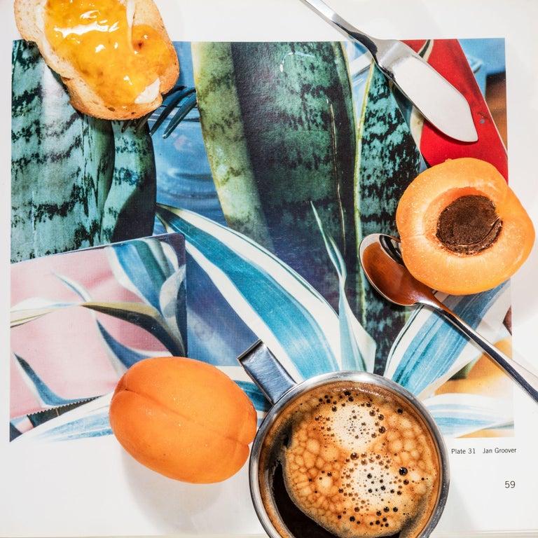 Anastasia Samoylova Color Photograph - Breakfast with Jan Groover 1978