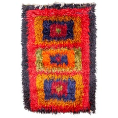 Anatolian Angora Filikli 'Mohair' Rug, 1960s