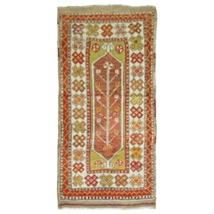 Anatolian Village Throw Rug