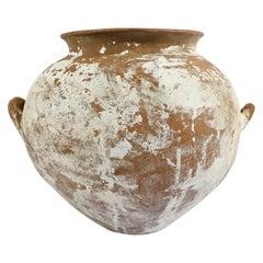 Ancient Barro Pot from Mexico, Circa 1940