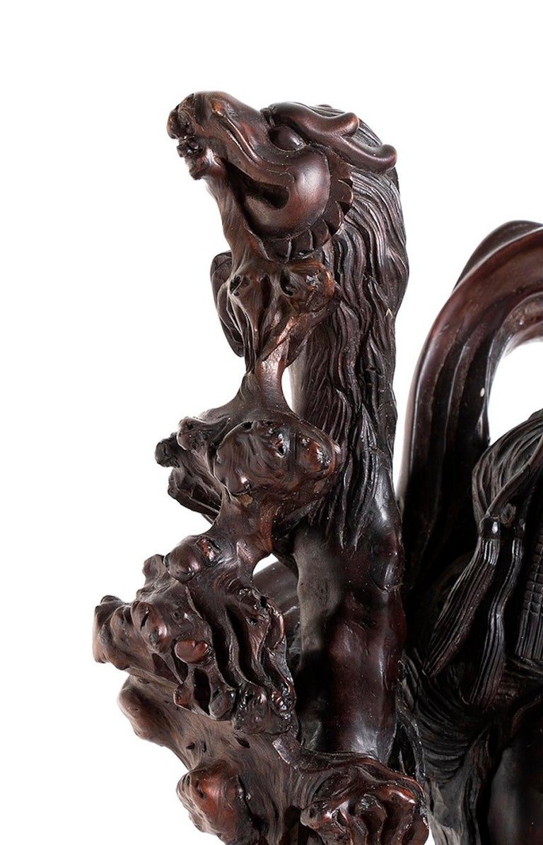 Chinese Ancient Big Guanyin, Qing Dynasty, China For Sale