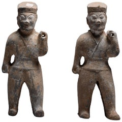 Ancient Chinese Terracotta Warriors, 265 AD