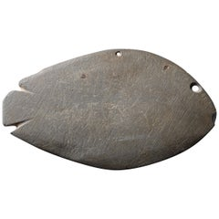 Ancient Egyptian Pre Dynastic Cosmetic Fish Palette, 3500 BC