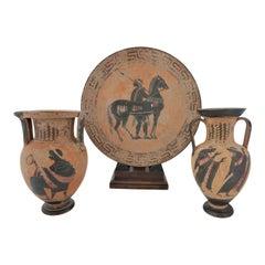 Ancient Greek Motif Garniture