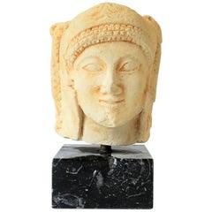 Ancient Greek or Roman Sculpture Piece, 20th Century