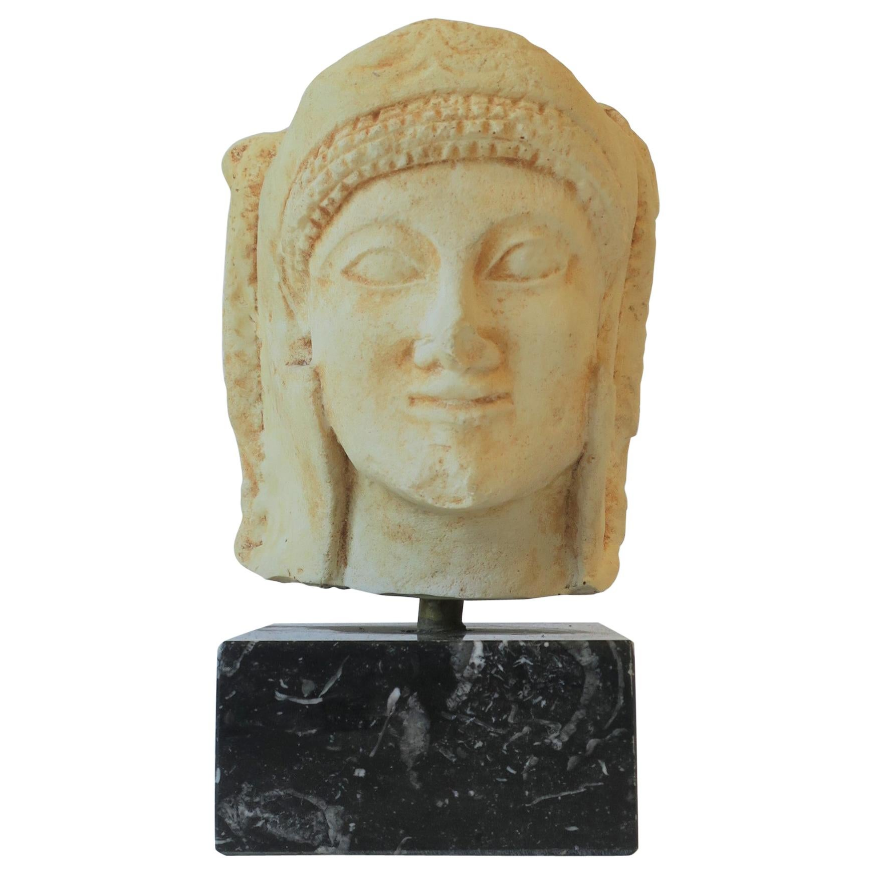 Ancient Greek or Roman Sculpture Piece, 20th Century