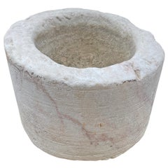Ancient Marble Vessel