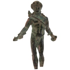 Ancient Roman Figure of Apollo 1st-2nd Century BC, Dacia