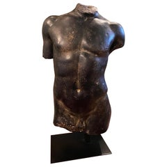 Ancient Roman Hermès Torso Reproduction