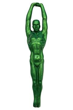 Diver (Green), Resin