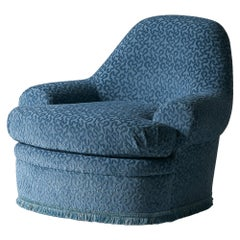 And Objects Wickham Armchair, Venetian Blue