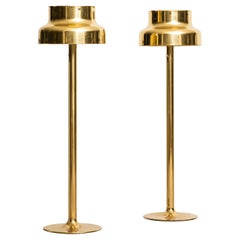 Anders Pehrson Pair of Bumling Floor Lamps by Ateljé Lyktan in Sweden