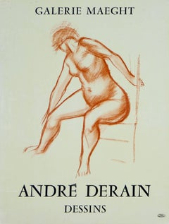 Andre Derain Dessins Galeries Maeght