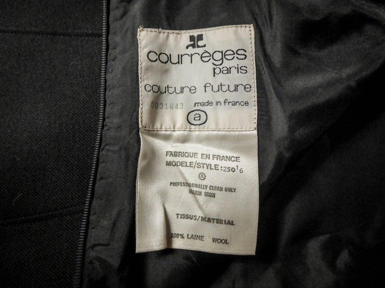 André Courrèges Haute Couture 0031643 Circa 1970 For Sale 8