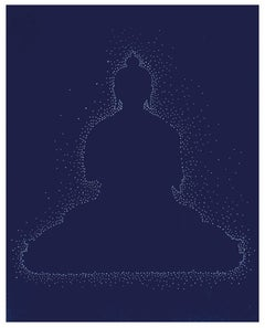 Andra Samelson, Buddha, 2019, archival pigment print, Ed 1/50, 14 x 11 inches