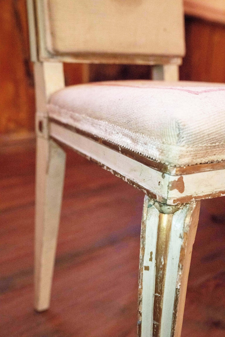 Mid-20th Century André Arbus Chair, circa 1940s For Sale