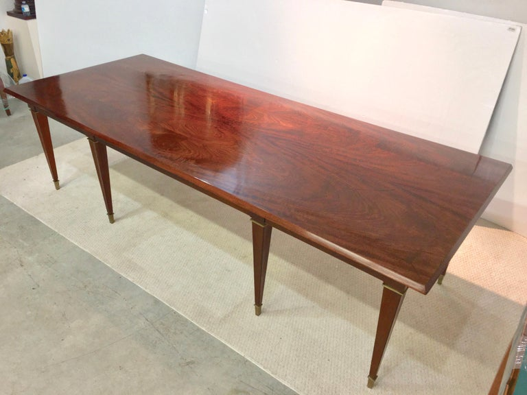 André Arbus Eight Legged Table In Good Condition For Sale In Hingham, MA