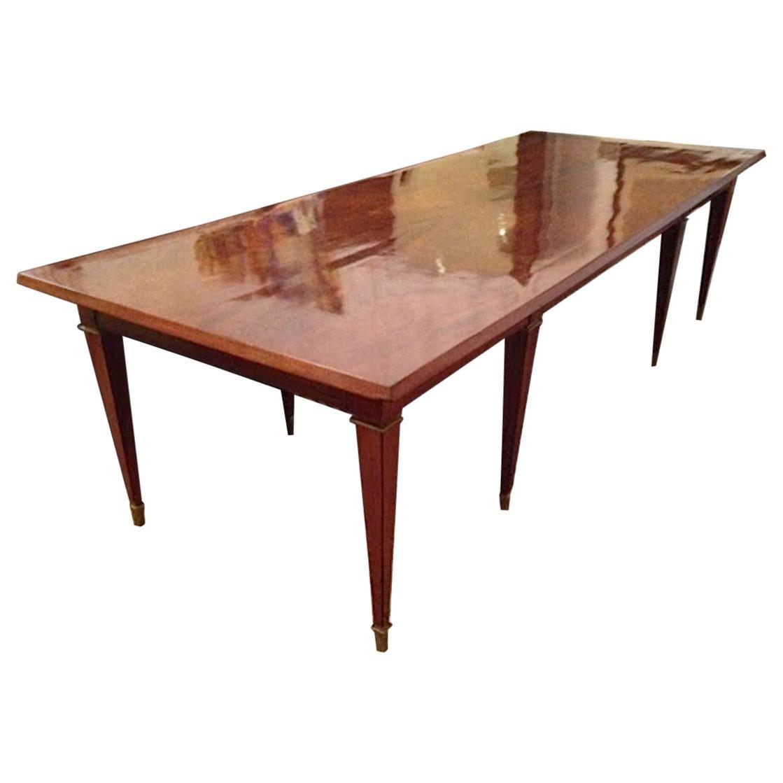 André Arbus Eight Legged Table