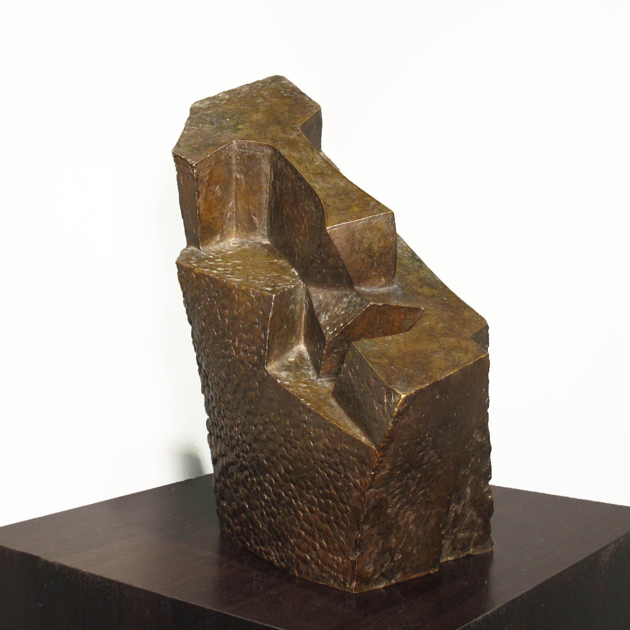 Untitled: Cubist Head