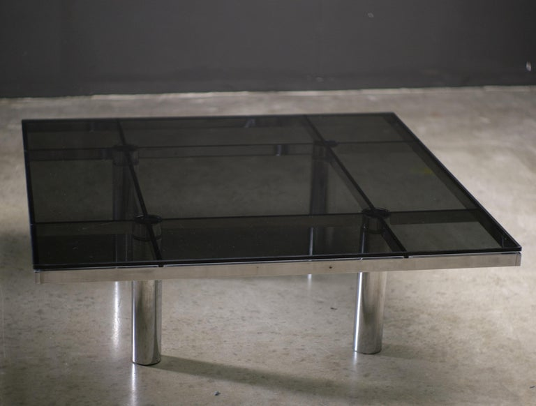 American Andre Coffee Table by Afra and Tobia Scarpa for Knoll International For Sale