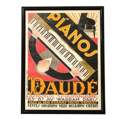 Piano's Daude