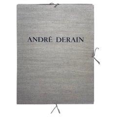 André Derain, Canvas Portfolio, Pierre Levy Collection, 1970