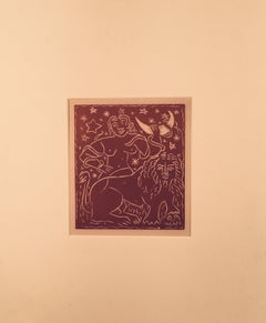 Zodiac by André Derain