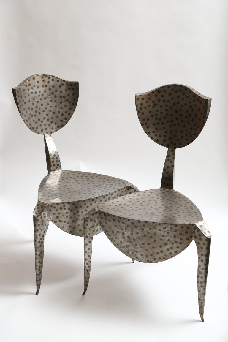 An iconic example from Andre Dubreuil Price is for 1 chair.