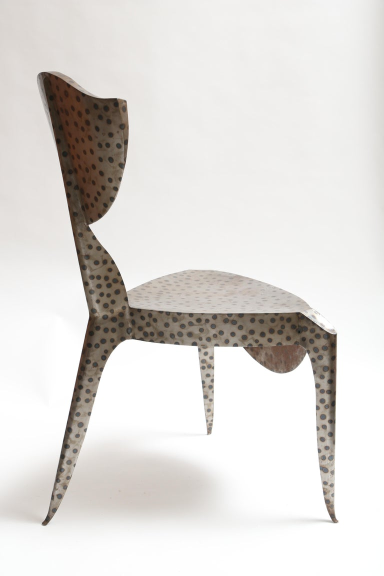 Andre Dubreuil Paris Chair In Good Condition For Sale In West Palm Beach, FL