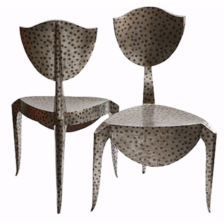 Andre Dubreuil Paris Chair For Sale 1