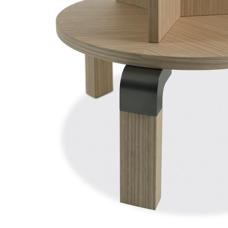 André Durmast Side Table In New Condition For Sale In Milan, IT